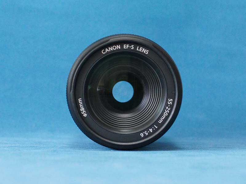 Canon EF-S55-250mm F4-5.6 IS II