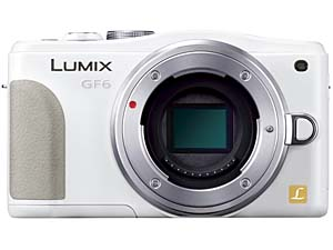 パナソニック Panasonic LUMIX DMC-GF6