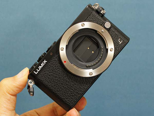 パナソニック  LUMIX DMC-GM Panasonic