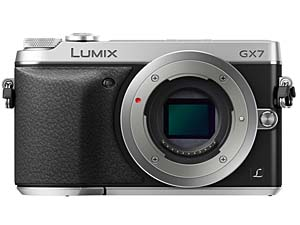 パナソニック Panasonic LUMIX DMC-GX7