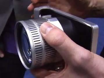 SONY レンズカメラ