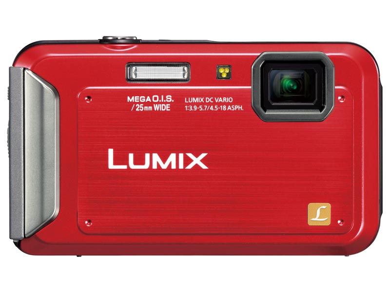 パナソニック Panasonic LUMIX DMC-FT20